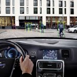 sistema city safety volvo