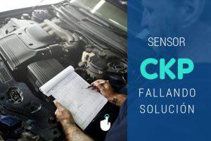 Fallas en el Sensor CKP