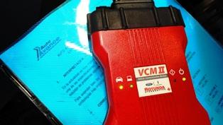 scanner vcm scanner vcmii ford