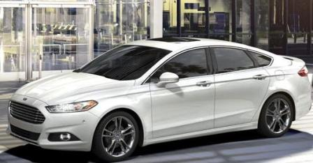 Ford Fusion Hibrid