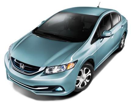 Honda Civic Hibrido 2013