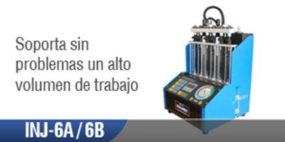 Banco Inyectores Automotriz INJ 6A 6B