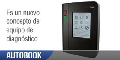 Scanner Automotriz Autobook