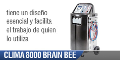Maquina Mantenimiento Aire Acondicionado Clima 8000 Brain Bee