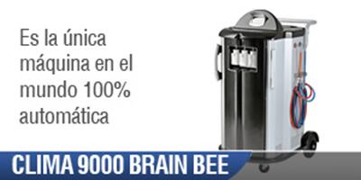 Maquina Mantenimiento Aire Acondicionado Clima 9000 Brain Bee