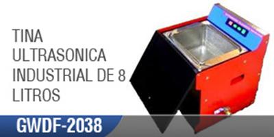 Banco Inyectores Automotriz GWDF 2038