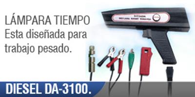 Lámpara Tiempo Automotriz Diesel DA 3100