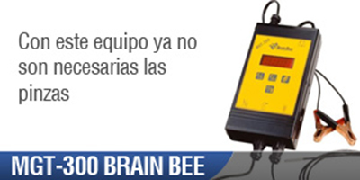 Opacímetro Automotriz MGT 300 Brain Bee