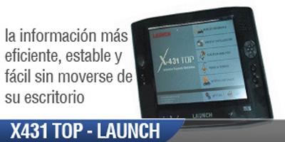 Scanner Automotriz X431 Top Launch