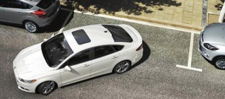 Ford Fusion Asistencia para estacionar