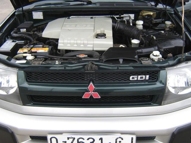 Mitsubishi Motor GDI