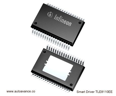 Smart Driver Infineon