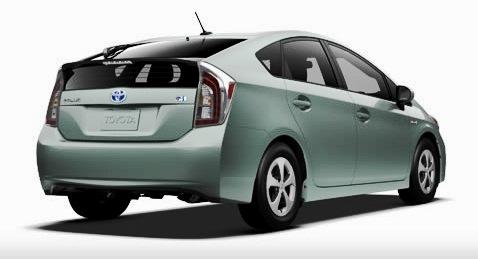 Nuevo Toyota Prius 2013