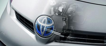 Toyota Prius 2013 Radar