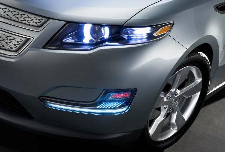 Chevrolet Volt Llanta