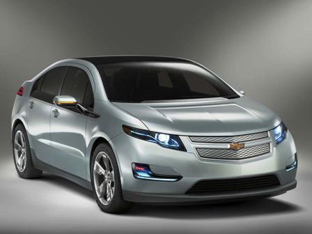 Diseño del Chevrolet Volt