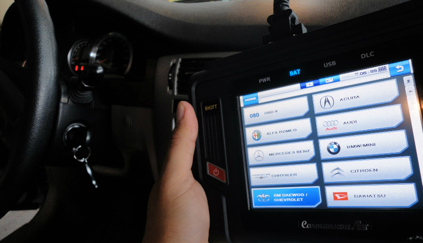 Curso automotriz especialista scanner automotriz