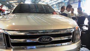 Scanner Ford VCM Ford - VCMII Ford