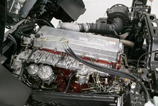 Rango de Inyección Electronica en Motores HINO