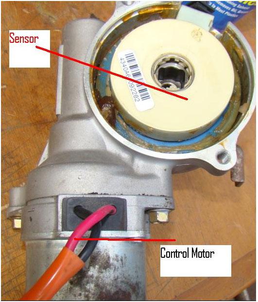 Motor Corriente Directa Dos Cables