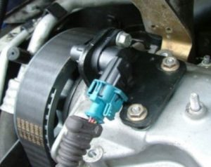 Engine Light On Suzuki Forenza