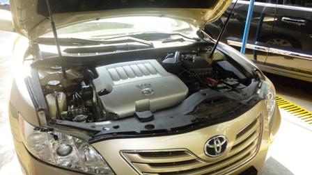 Toyota camry autoavance