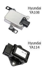 Sensor YAW Rate Control de Estabilidad