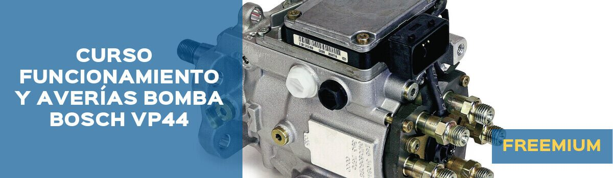 Bomba Bosch VP44 Diesel