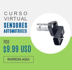 Curso Sensor Automotriz