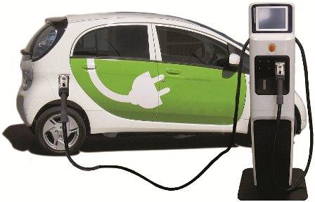 tipo de coches eléctricos EV