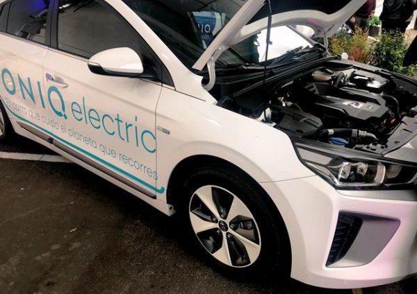 Carros Eléctricos Hyundai Colombia
