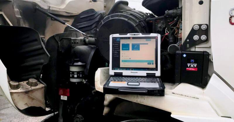 software diesel camiones