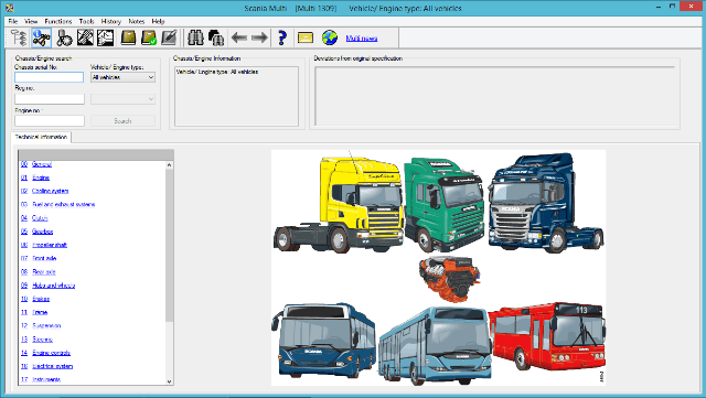 software multi scania curso scania