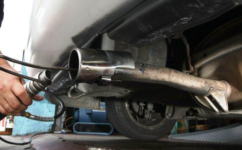 sonda lambda emisiones