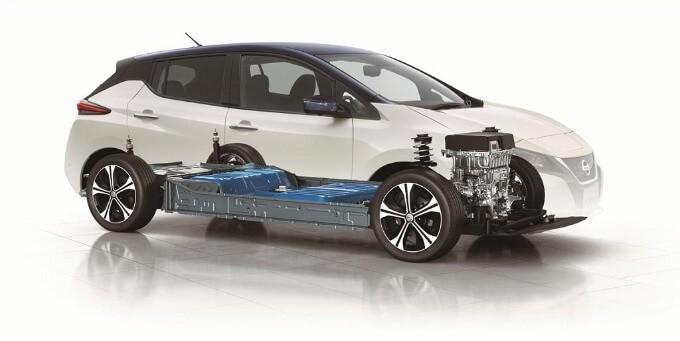 vehículo eléctrico nissan mantenimiento