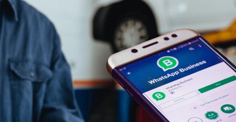 Uso del Whatsapp Business en el taller mecanico