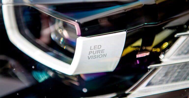 Iluminación LED Automotriz