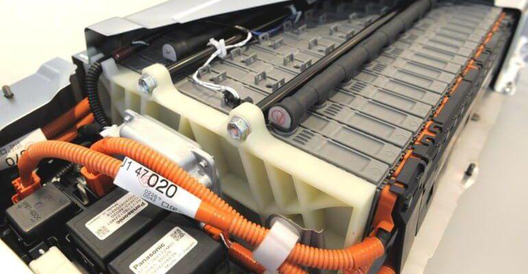 Reparación de Baterías Híbridas