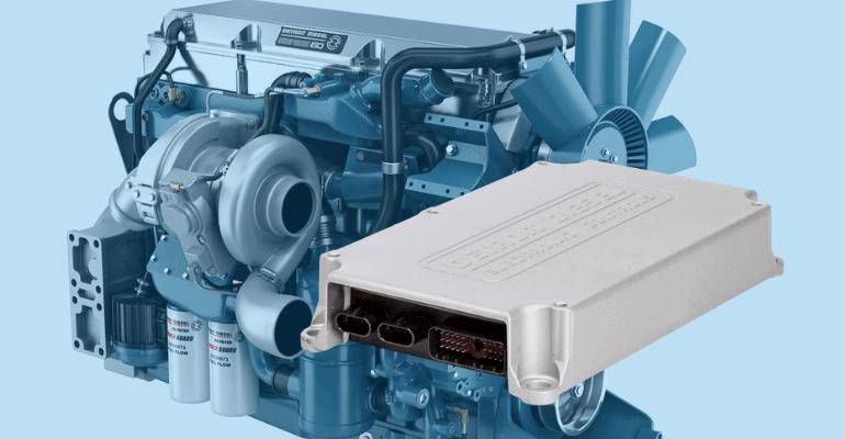 Curso Detroit Diesel reprogramming System